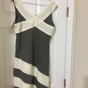 Synergy Organic dress with cross.